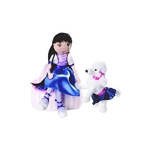 "Karito Doll ""Princess, Play a Role Set"""